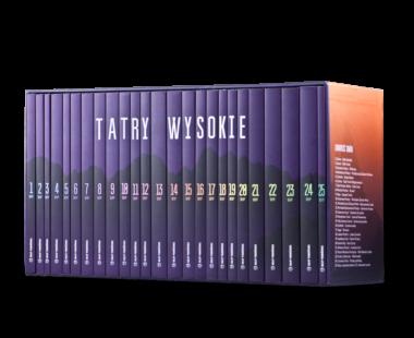 Tatry Wysokie WHP komplet